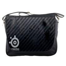 Messenger Bag SteelSeries Logo Elegant Manufacturer Game Peripherals Acc... - $30.00