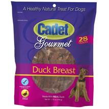 Cadet Duck Breast Jerky Dog Treats, 28 oz - $28.44