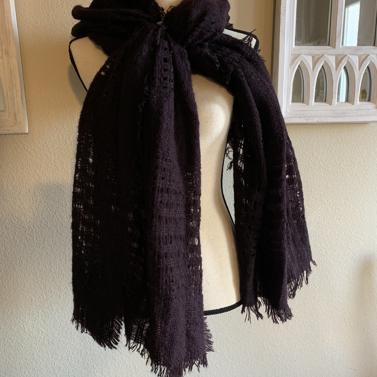 Primary image for Oblong Scarf Wrap 70L x 33W