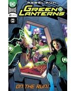 Green Lanterns #49 NM DC - $2.96