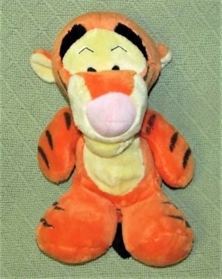 "DISNEY BABIES DREAM LOT Dumbo SIMBA Tigger Stuffed Animals 10"" Soft BABY Toys image 3"