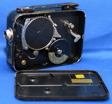 CINE-KODAK Eight Model 20 8mm Vintage Film Movie Camera USA - $34.20