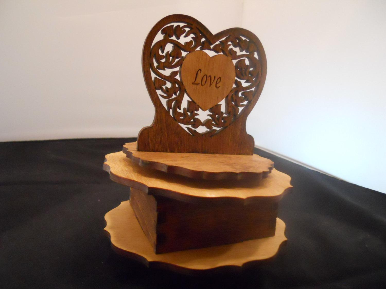 Music Box-LOVE BOX-Personalized   image 5