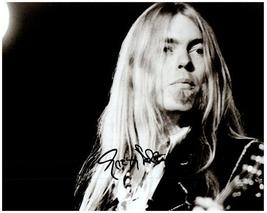 GREGG ALLMAN  Genuine Authentic Autographed Signed Photo w/COA - 550 - $95.00