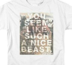 Labyrinth t-shirt Such a Nice Beast retro 80's fantasy movie graphic tee LAB162 image 3