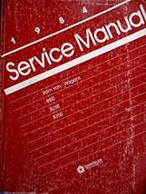 1984 Service Manual. Ram Van/Wagons B150, B250, B350 [Paperback] [Jan 01... - $73.50