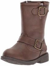 carter's Girls' Aqion3 Riding Fashion Boot, Brown, 12 M US Little Kid - $875,43 MXN
