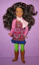 LIV Doll Discontinued Alexis It's My Nature Brown Eyes Brunette Wig OOAK... - $18.00