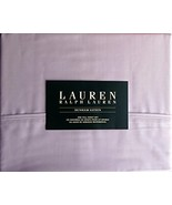 Ralph Lauren Dunham Lilac (Lavender) Sheet Set Full - $73.00