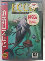 Ecco: The Tides of Time (Sega Genesis, 1994) - $12.20