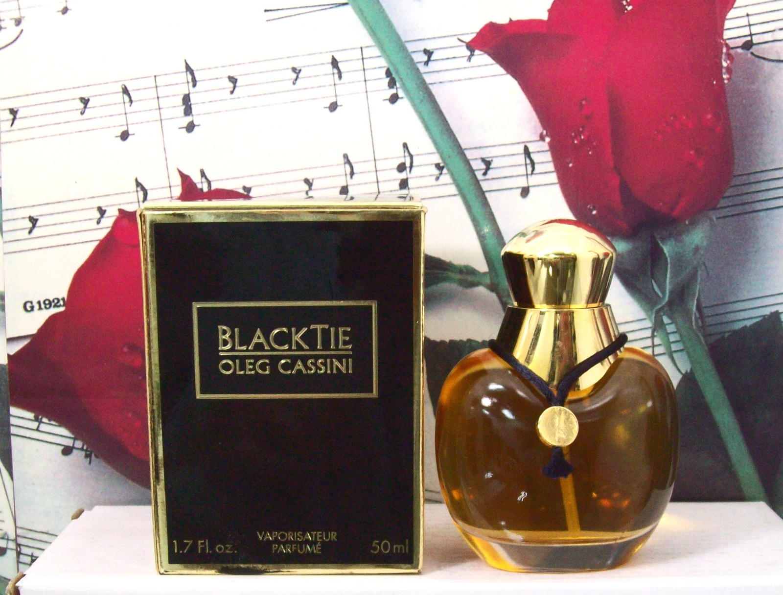 Black Tie By Oleg Cassini Perfume Spray 1.7 FL. OZ. - $449.99