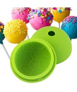 Ice Mold Whiskey Cubes Silicon Ball Maker Tray Creative Reusable Round M... - $5.99