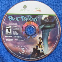 Xbox 360 Blue Dragon Disc 3 Only Generic Case - $5.99