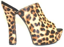 Women's Shoes Jessica Simpson FINNIE 2 Platform Open Toe Mules NATURAL C... - $62.99