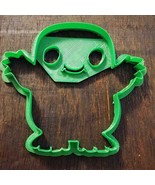 3D Printed Cookie Cutter Inspired by Dr. Who Adipose - $8.91