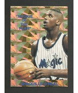 1992-93 Limited Edition Promo Card -VERY RARE Gold Prism Shaquille O'nea... - $4.00