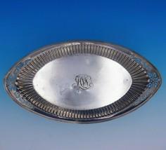 Colonial by Gorham Sterling Silver Bread Tray Fluted Fancy Pierced Flowe... - $323.10