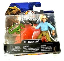 Jurassic World Legacy Collection Dr. Alan Grant 2018 Mattel Figure New S... - $18.22