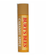 Burts Bees Caramel Apple Moisturizing All Natural Lip Balm Gloss Chap Stick - $5.50