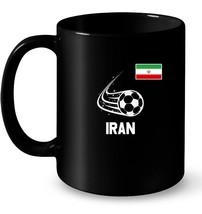 Iran Soccer Jersey Gift Coffee Mug - $13.99+