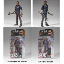 NYCC 2015 Exclusive The Walking Dead Lee Everett Action Figure Bloody & ... - $49.99+
