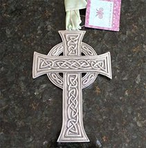 Cynthia Webb Designs Celtic Cross Pewter Wall Ornament