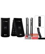 LG VN360 EXALT Black (Verizon)(Page Plus)Flip Cellular Phone - $39.99