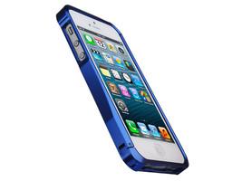Luxa2 Alum LUXE iPhone 5 / 5s Bumper Cover Blue - $5.99
