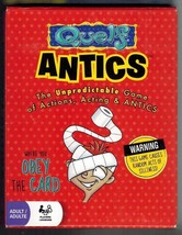 Quelf Antics Adult Card Game Brand New Spin-master - $9.99