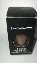MAC Eye Pigment Color Powder - Blue Brown  4.5 g / 0.15 oz New in box - $45.12