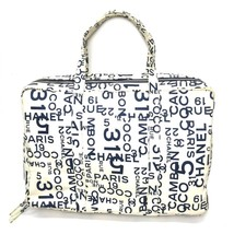 AUTHENTIC CHANEL By The Sea Travel bag Shoulder Bag Tote Bag - $380.00