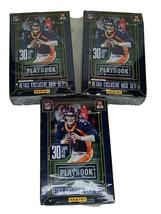 2020 Panini Playbook Football Hanger Box LOT(3) & Mega Box-Herbert/Burro... - $95.75