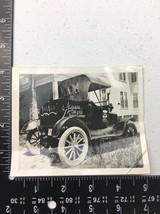 Antique! ALAGA SYRUP Delivery Truck Photo circa 1910s-20s Alabama-Georgi... - $19.56