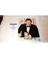 Roger Moore Signed James Bond Photograph In Tux With Gun 8x10 - $742.50