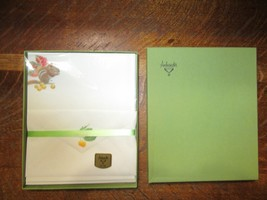 Vintage Hallmark Ambassador Cards Stationery Set-Squirrel-Complete-Sealed - $59.95