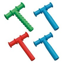 Chewy Tubes Teether, 4 Pack - Blue/Green/Red - $33.99