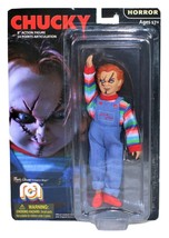 "Mego Monsters Chucky Child's Play 8"" Action Figure - $35.99"