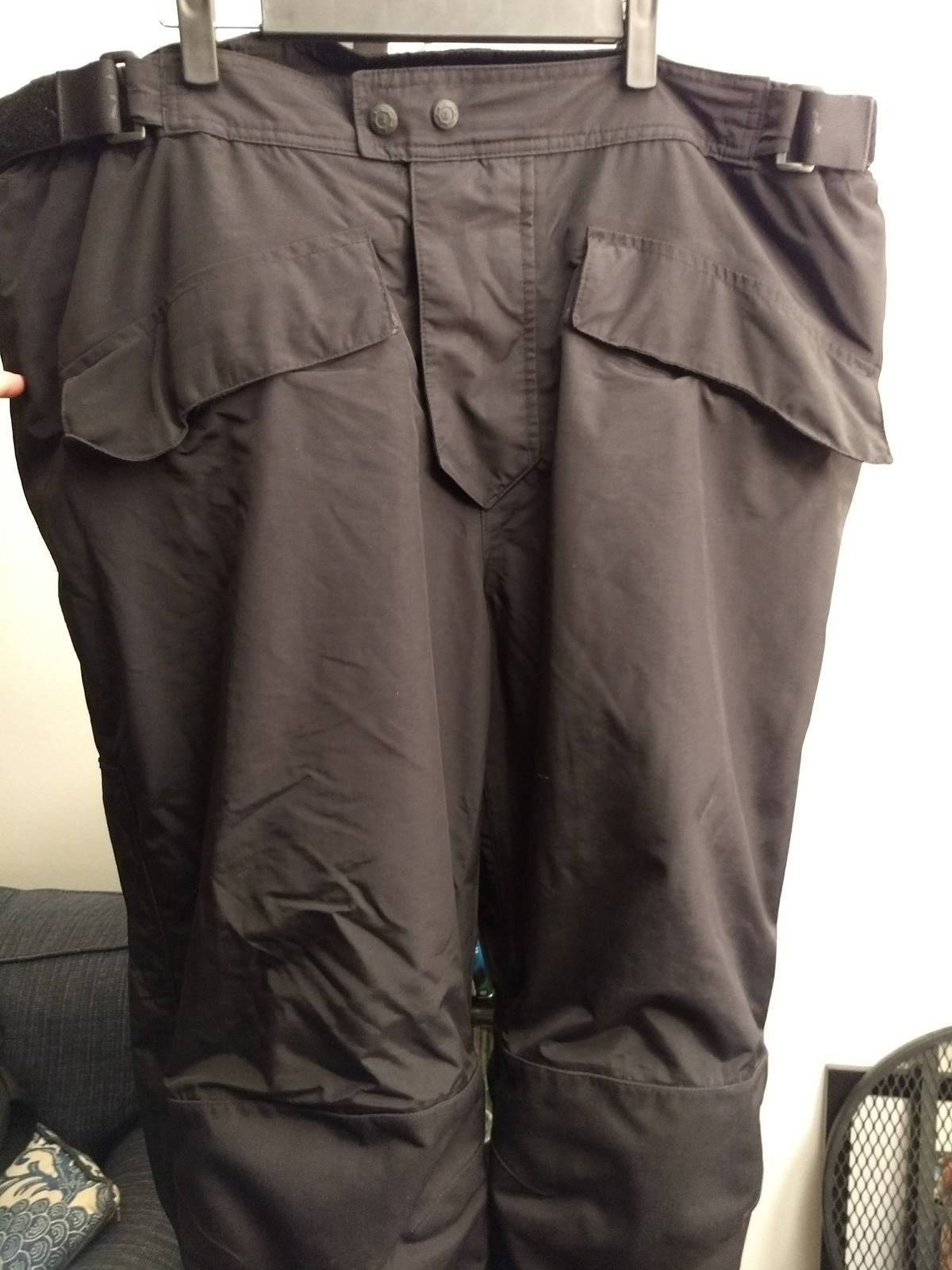 "FirstGear 42"" Textile Street Motorcycle Pantsss"