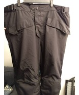 "FirstGear 42"" Textile Street Motorcycle Pantsss - $60.00"