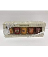 Yankee Candle Autumn Fall 5 Votive Gift Set - $35.00
