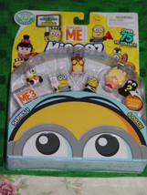 Despicable Me 3 Character Mineez  6 Pack Series  1 - $17.00