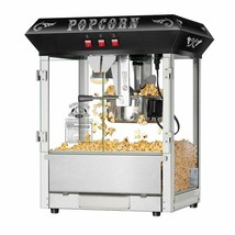 Hot And Fresh Countertop Style Popcorn Popper Machine-Makes Approx. 3 Ga... - $172.25+