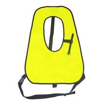 Inflatable Men Women Diving Swimming Snorkel Vest Jacket With Leg S Fo - $33.99