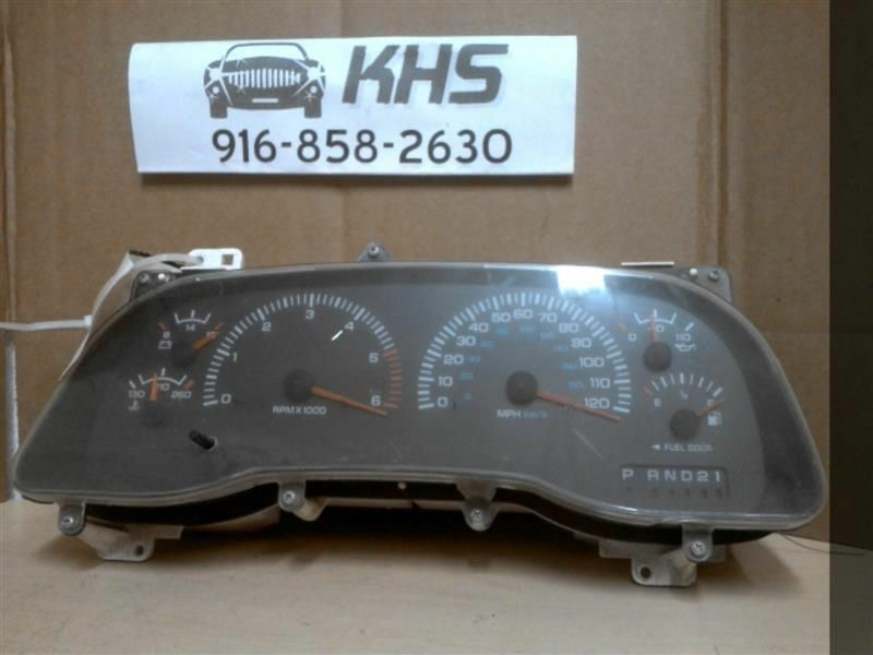 Primary image for Speedometer Cluster Tachometer MPH Fits 00-01 DODGE 1500 PICKUP 125389
