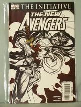 Marvel 30 - The Initiative - The New Avengers - Bendis Yu McCaig - $2.53