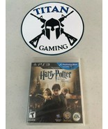 Harry Potter and the Deathly Hallows: Part 2 (Sony PlayStation 3, 2011) - $33.24