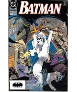 Batman Comic Book #455, DC Comics 1990 VERY FINE/NEAR MINT NEW UNREAD - $3.75