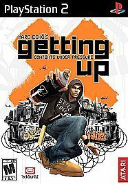 Marc Ecko's Getting Up: Contents Under Pressure (Sony PlayStation 2, 2006)