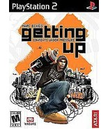 Marc Ecko's Getting Up: Contents Under Pressure (Sony PlayStation 2, 2006) - $12.61