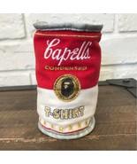 A Bathing Ape BAPE Andy Warhol Soup Can Cushion Campbell Can Beaded Cush... - $229.99